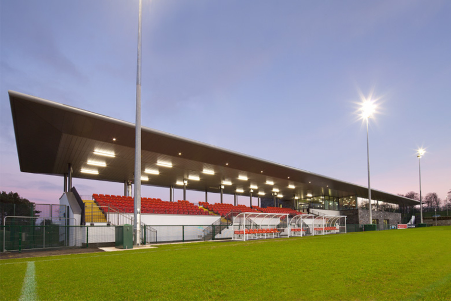 Queen's University Belfast – Sports Facility