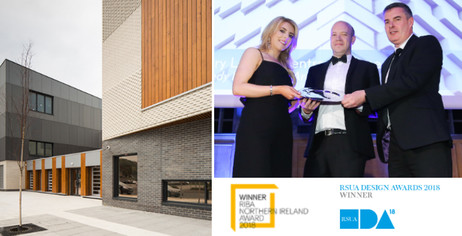 Awards Success for Newry Leisure Centre