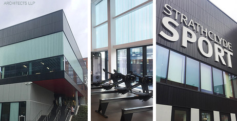 University of Strathclyde Sports Centre Complete