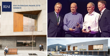 RIAI Award for Newry Leisure Centre