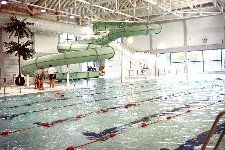 Banbridge Leisure Centre Sport Leisure Projects Kennedy Fitzgerald Architects Llp